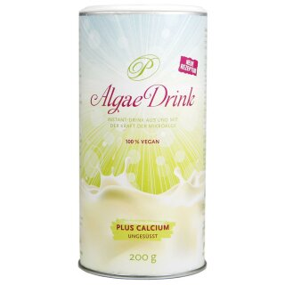 Algae Drink (goldene Chlorella) + Calcium