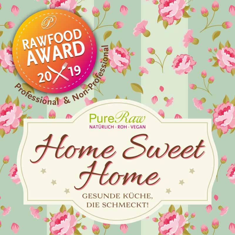 Home sweet Home beim RawFood Award!